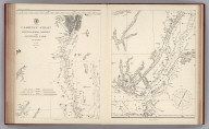 (Facsimiles) Clarence Strait, Revillagigedo Channel and Portland Canal, S.E. Alaska (portion). 1903. Alaskan Boundary Tribunal, 1903. 30. Andrew B. Graham. Photo-Litho. Washington.D.C.