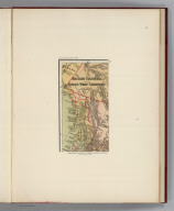 (Facsimile) British Columbia and the North West Territory (portion). London: Edward Stanford, 26 & 27, Cockspur St. Charing Cross. S.W. (1887). Alaskan Boundary Tribunal, 1903. 44. Andrew B. Graham. Photo-Litho. Washington.D.C.