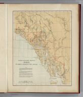 (Index Page to) Alaskan Boundary Tribunal. (Volume 3). Atlas of Award. Twenty-five Sectional Maps and Index Map Showing the Line Fixed by the Tribunal. Washington. Government Printing Office. 1904. Atlas of Award. Twenty-five Sectional Maps and Index Map Showing the Line Fixed by the Tribunal. Washington. Government Printing Office. 1904.