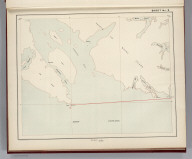 Sheet No. 3. (Dixon Entrance, Cordova Bay, Prince of Wales Island). Julius Bien & Co. Photo. Lith. N.Y.
