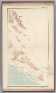 Sheet No. 20. (Alaska River, Dry Bay, Yakutat Glacier). Julius Bien & Co. Photo. Lith. N.Y.