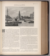 Text Page: Holland. Map No. 18