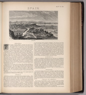 Text Page: Spain. Map No. 20