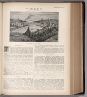 Text Page: Turkey. Map No. 27 and 30
