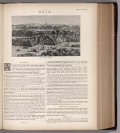 Text Page: Asia. Map No. 30