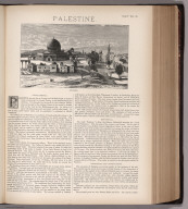 Text Page: Palestine. Map No. 31