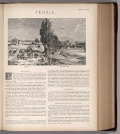 Text Page: Persia, Map No. 33