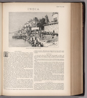 Text Page: India, Map No. 34
