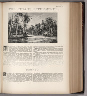 Text Page: The Straits settlements, Map No. 37