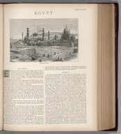 Text Page: Egypt. Map No. 38