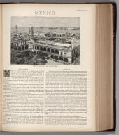 Text Page: Mexico. (Continues) Map No. 41