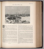 Text Page: Oceanica. Map No. 47