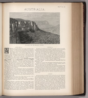 Text Page: Australia (Continues) Map No. 47