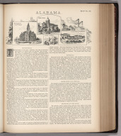 Text Page: (Continues) Map No. 53, Alabama
