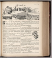 Text Page: (Continues) Map No. 55. Nevada