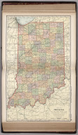 Map of Indiana. 63