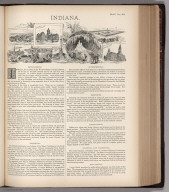 Text Page: Indiana. Map No. 63