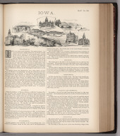 Text Page: Iowa. Map No. 64
