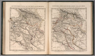 The countries between the Caucasus and Euphrates