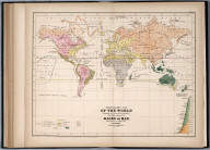 Ethnographic map of the world