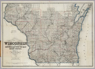 Wisconsin, A Sectional Map