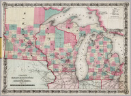Railroad & Commercial Atlas Of The United States
