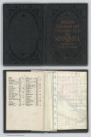 Covers: Rail Road and Township Map Of Minnesota