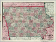 New Sectional Map Of Iowa