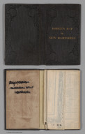 Covers: Township and Railroad Map Of New Hampshire