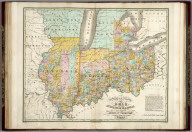 Ohio, Indiana & Illinois and Part of the Michigan Territory.