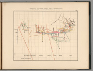 Plate 5. Horizontal Map North Virginia Mines Workings, Comstock Lode.