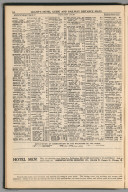 Index: Connecticut, Railway Distance Maps