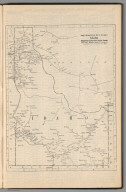 Railway Distance Map of the State of Idaho