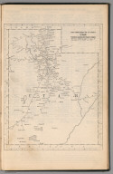 Railway Distance Map of the State of Utah