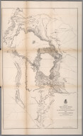 Map of the Black Hills from a reconnaissance by Capt. Wm. Ludlow, Corps of Engineers. 1874