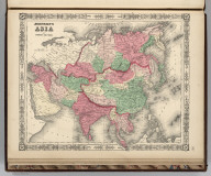 Johnson's Asia By Johnson And Ward.