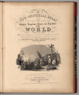 Title Page: New Universal Atlas