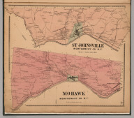 St. Johnsville and Mohawk, Montgomery County, New York.