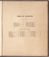 Index Page: Table of Contents. General Index. Dawson County Index.