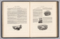 (Text Page) Physical Phenomena of the Globe. Geology (continued).