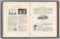 (Text Page) Physical Phenomena of the Globe. Hydrography (continued). Meteorology.
