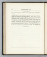 (Text Page) Annotations to the Maps: Meteorology VIII (continued).