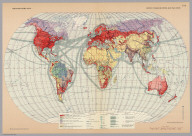 Surface Communications and Time Zones. Pergamon World Atlas.
