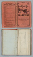 Covers: Indexed Map of Illinois