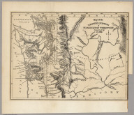 Map of the Western Portion of Washington Territory