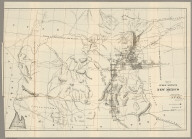 Sketch of Public Surveys in New Mexico 1861