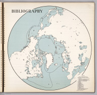 Bibliography Contents (Map of Geographic Divisions of Bibliography).