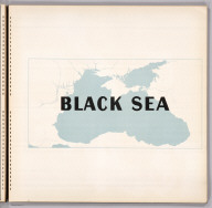 (Section Title Page) Black Sea.