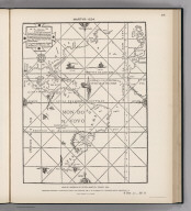 (Facsimile) Martyr - 1534. 18. Map of America by Peter Martyr, Venice, 1534. Reproduced from Copy (in Nordenskjold's Facsimile Atlas, Stockholm, 1889, p. 107,) in Library of U.S. Geological Survey, Washington, D.C. Lith. by A. Hoen & Co., Baltimore, MD.