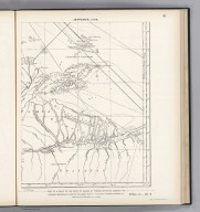 (Facsimile) Jefferys - 1775. 41. S Doc 9a 55 2. Part of a Chart of the Coast of Guiana by Thomas Jefferys, London, 1775. Reproduced from Original (in his West-India Atlas, London, 1788, Pl. A1. 17,) in Library of Congress, Washington, D.C.. Photo.Lith. by A. Hoen & Co., Baltimore, MD.